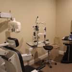 An equipment for eye care at Skippack Eyecare