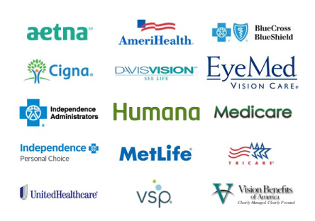 Insurance accepted by Skippack Eyecare